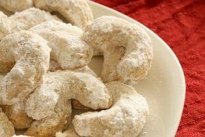 Rosquillos de Vino - Spanish Wine & Anise Cookies