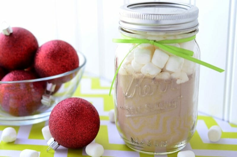 Hot Cocoa Jars