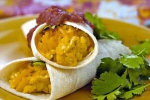 Egg Burrito