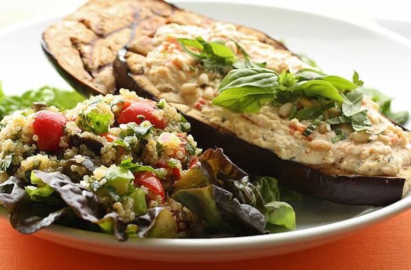 Quinoa ?Tabbouleh? Salad