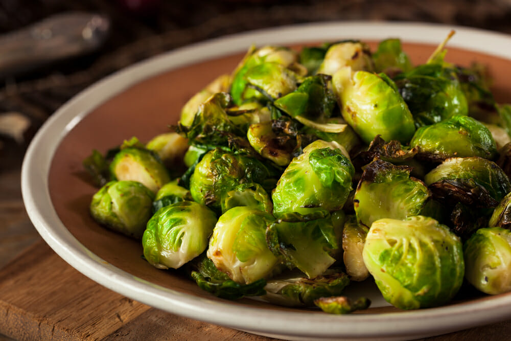 Stubb?s BBQ Glazed Brussel Sprouts