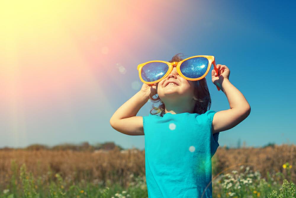 Why we need sunshine.