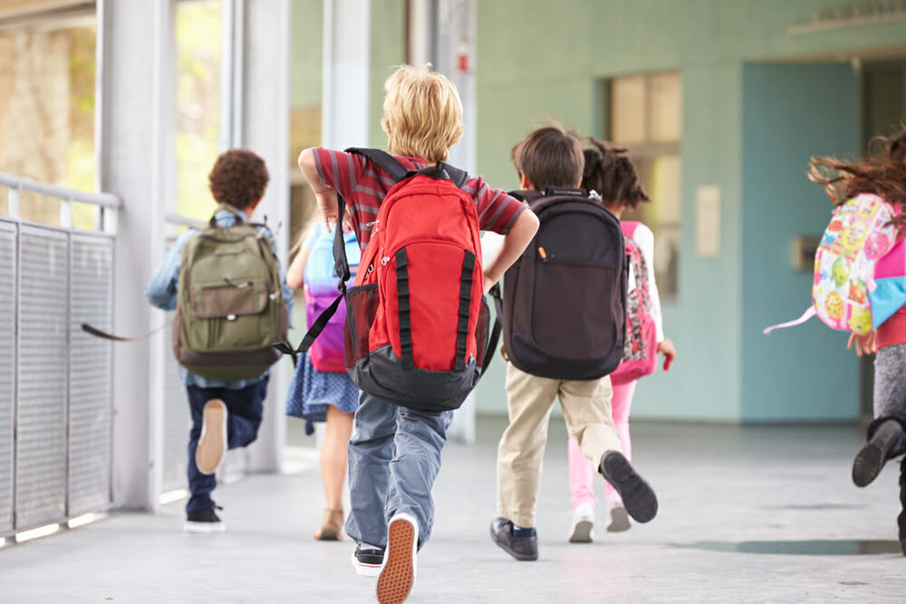 Top Five Back-to-School Health Boosters for Kids
