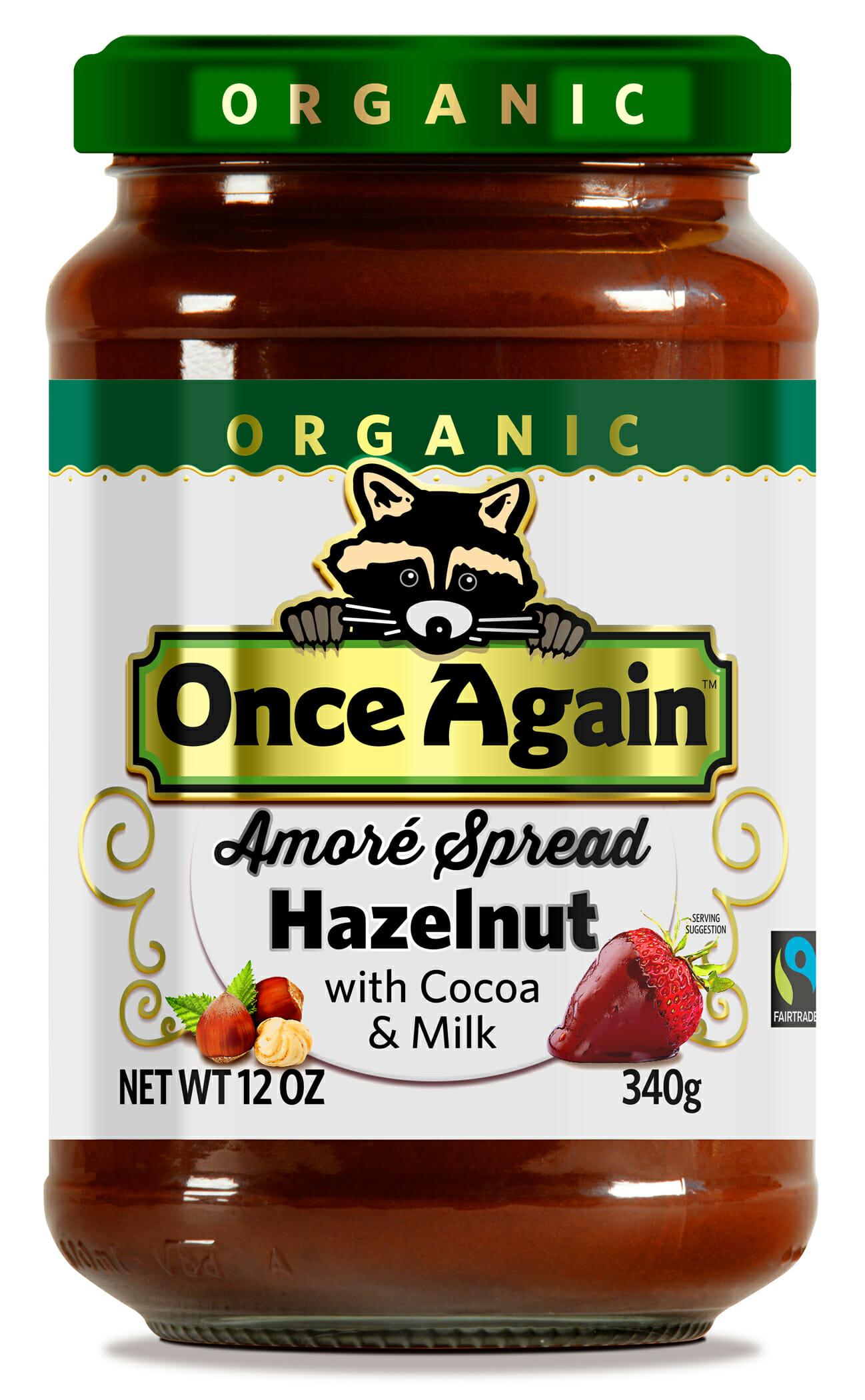 Amor? Spread Hazelnut