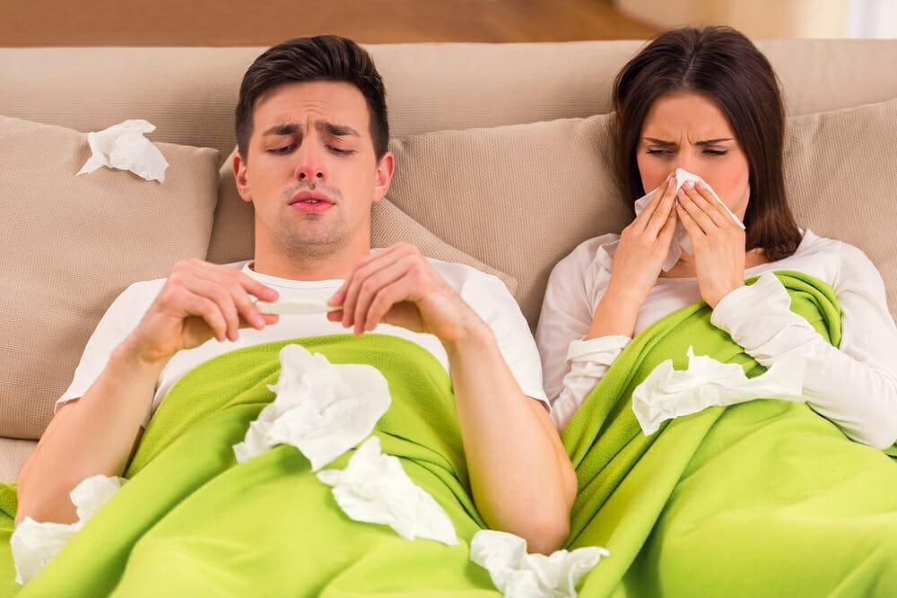 Shore up your immunity to help fight this year's cold and cough germs