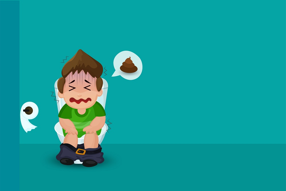 What parents should know if their autistic  child suffers from constipation and irritability