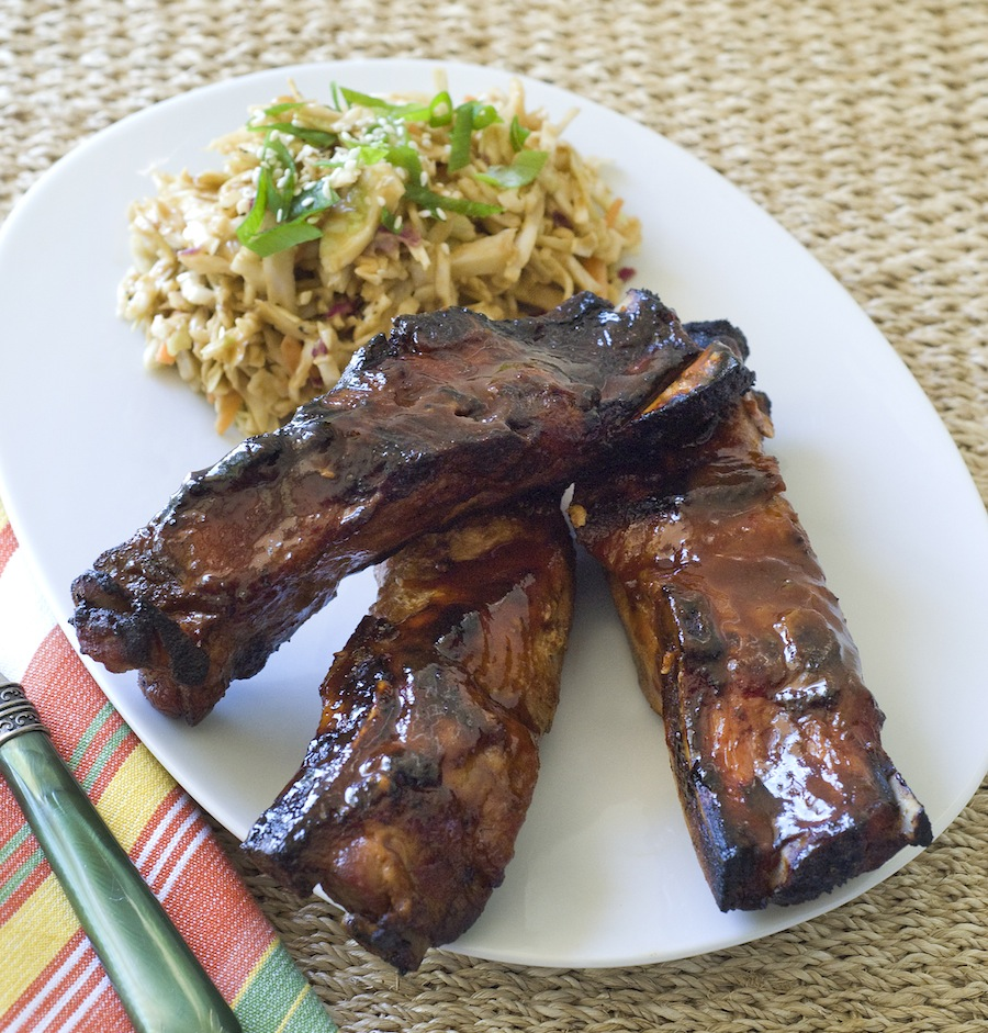Asian Barbeque Spareribs