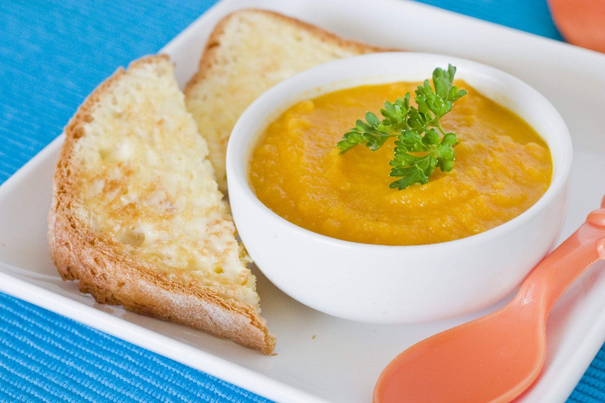 Carrot-Parsnip Soup