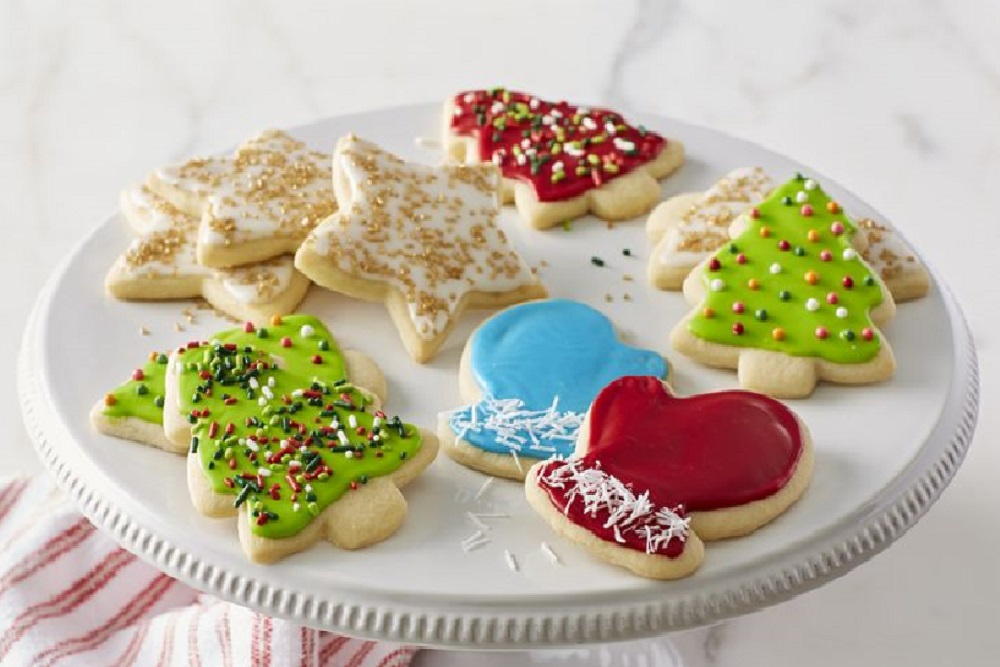 Gluten-Free Rollout Sugar Cookies