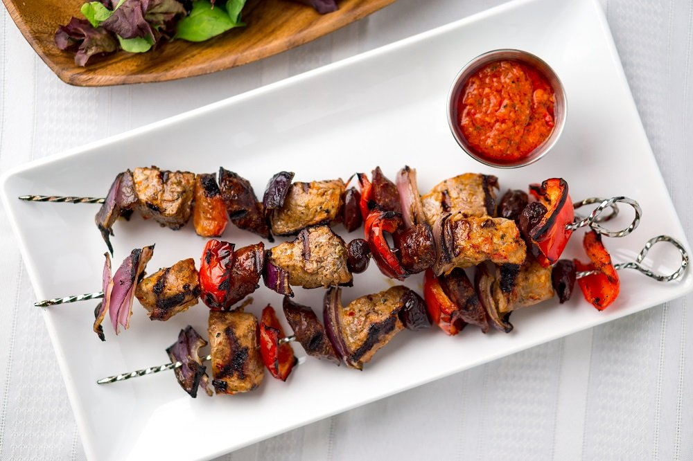 Souvlaki As A Healthier Grilled Food Alternative