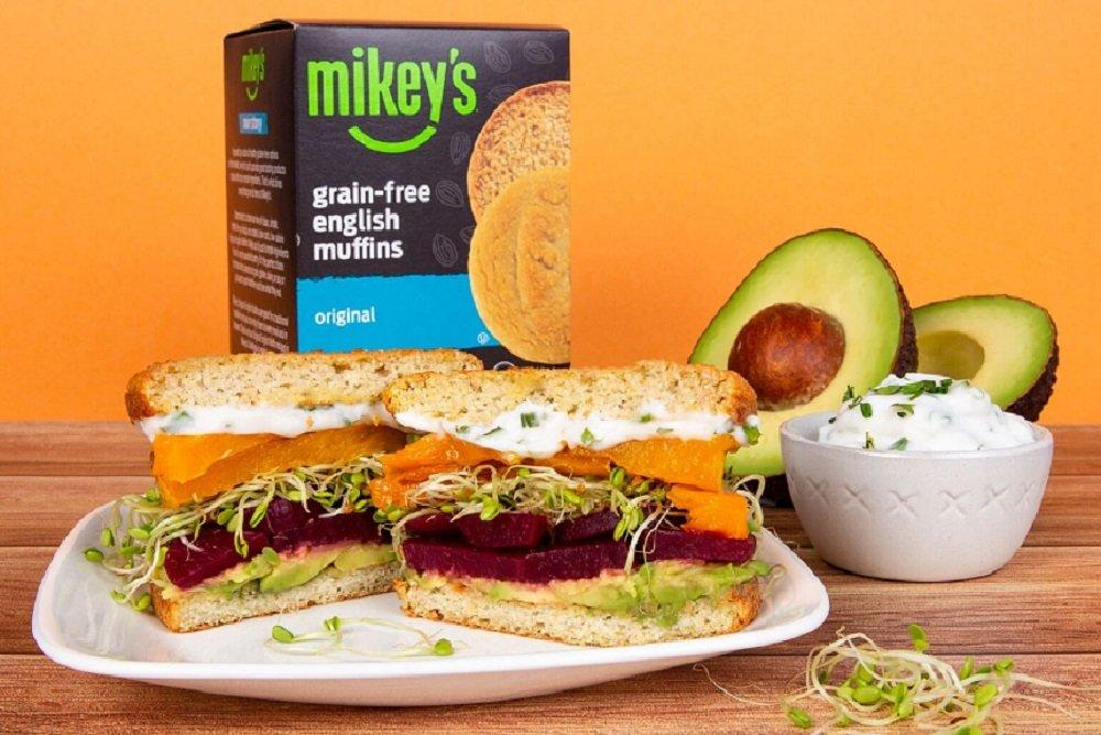 Roasted Squash Sandwich