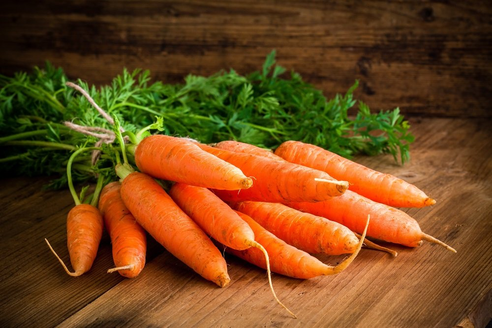 Carrots are healthy, but can they be healthier?