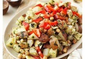 breakfast potato salad