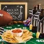 tips for a game day party