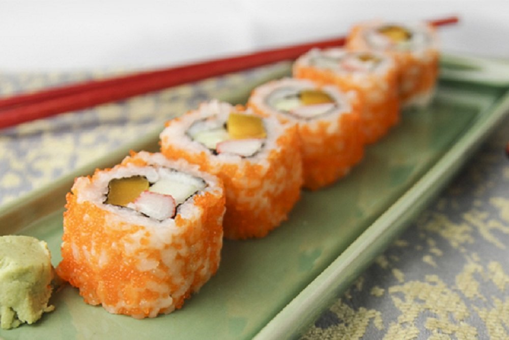 California Maki Recipe