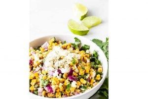 corn side salad
