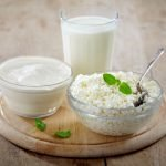 What are the signs of a dairy allergy?