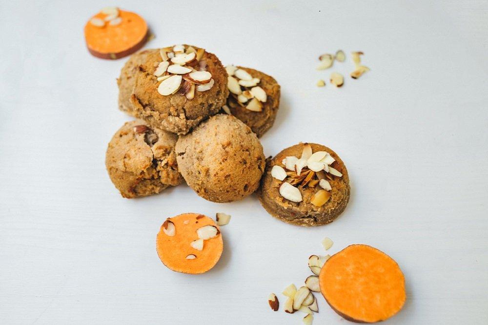 Sweet Potato Collagen Biscuits