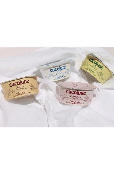 The Best Organic Cultured Coconut Yogurt on the Planet!