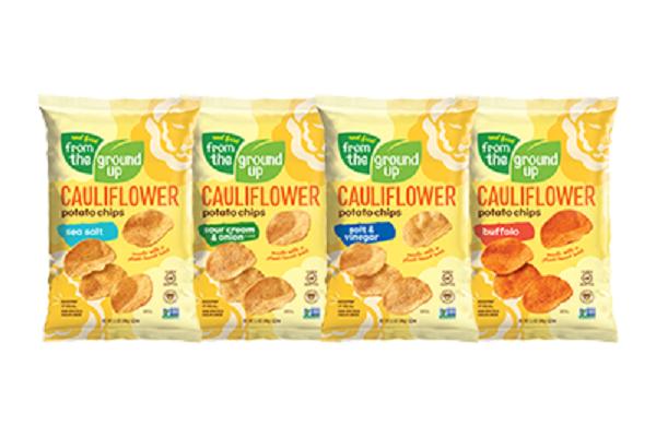 Sea Salt Cauliflower POTATO CHIPS