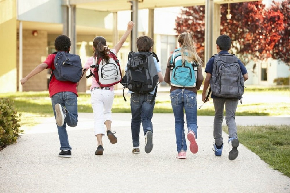 Take a Weight off Kids' Shoulders: Backpack Safety Tips
