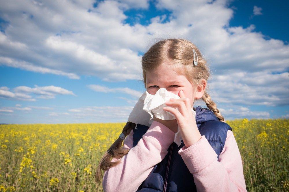 Fall Allergy Season Returns