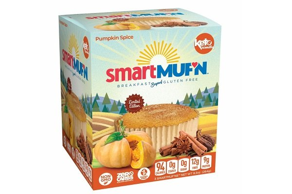 Seasonal Pumpkin Spice Smartmuf'ns® return